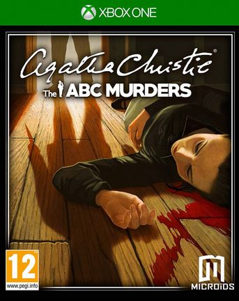 Xbox One Agatha Christie: The ABC Murders