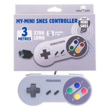 Freak and Geeks My-Mini Controller Wired (SNES)