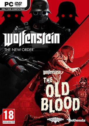 PC Wolfenstein: The New Order and Old Blood