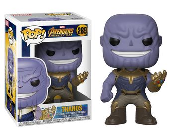 POP! Marvel Avengers: Infinity War - Thanos Vinyl Figure