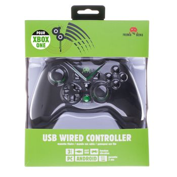 Freaks and Geeks USB Wired Controller (Xbox One, PS3, PC)