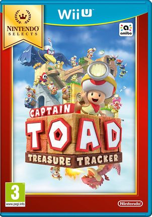 Wii U Captain Toad: Treasure Tracker
