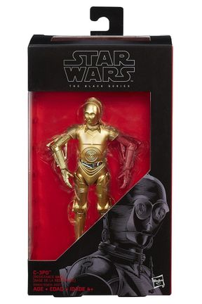 Star Wars: The Black Series - C-3PO Action Figure, 15cm