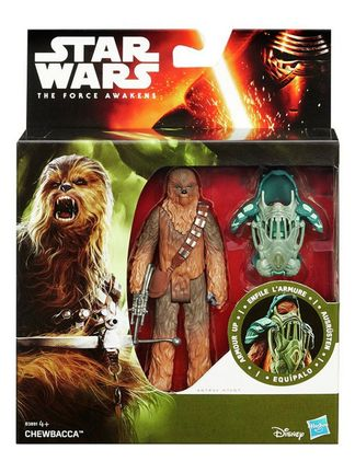 Star Wars: The Force Awakens - Armour Up Chewbacca Action Figure