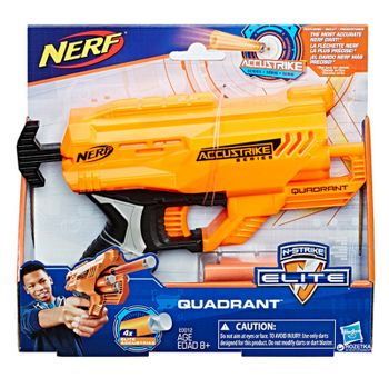 NERF N-Strike Elite Accustrike: Quadrant