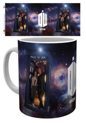 Doctor Who - Season 10 Episode 1 Iconic Mug, 320ml