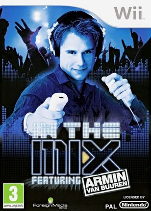 Wii In the Mix featuring Armin Van Buuren