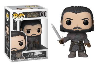 POP! Television: Game of Thrones - Jon Snow Beyond the Wall Vinyl Figure