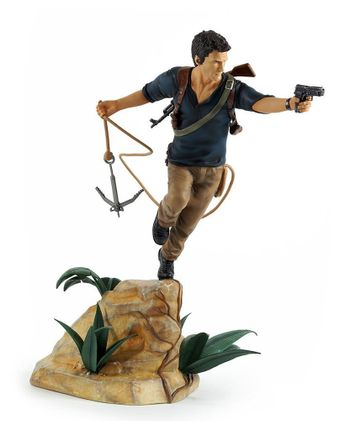 Uncharted 4: A Thief's End - Nathan Drake Figure