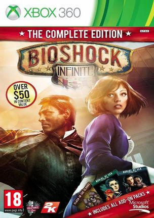 Xbox 360 Bioshock Infinite Complete Edition - Xbox One Compatible