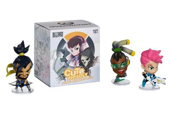Cute but Deadly - Overwatch Figures Blind Box, Series 3