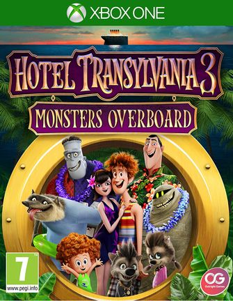 Xbox One Hotel Transylvania 3: Monsters Overboard