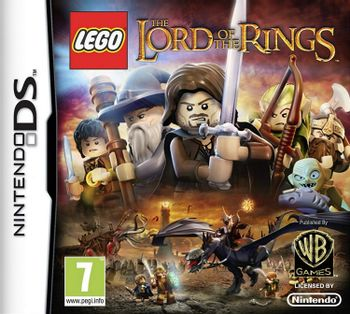 DS LEGO Lord of the Rings