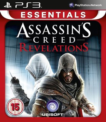 PS3 Assassin's Creed: Revelations
