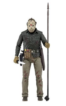 Friday the 13th: Part VI - Jason Voorhees Action Figure, 18cm