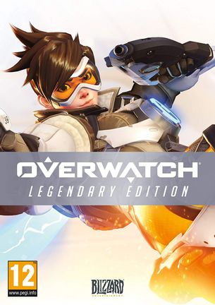 PC Overwatch Legendary Edition