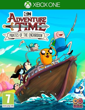 Xbox One Adventure Time: Pirates of the Enchiridion