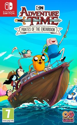 SWITCH Adventure Time: Pirates of the Enchiridion