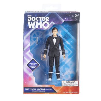 Doctor Who - The Tenth Doctor in Tuxedo Action Figure, 12cm