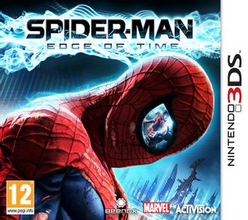 3DS Spider-Man: Edge of Time
