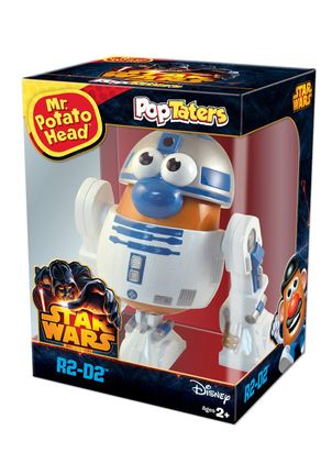 Poptaters: Star Wars - R2-D2 Collector's Edition Figure