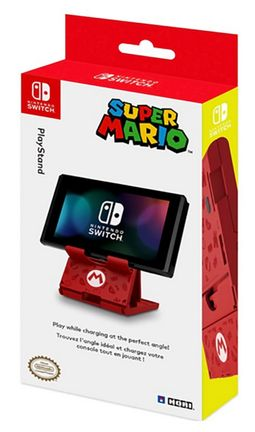 HORI PlayStand - Super Mario Edition (Switch)