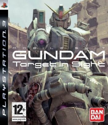 PS3 Mobile Suit Gundam: Target in Sight