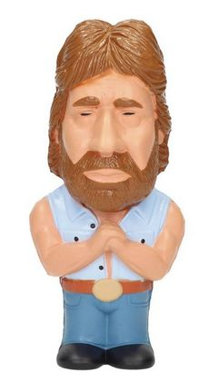 Chuck Norris - Matt Hunter Stress Doll