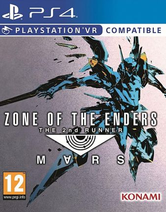 PS4 Zone of the Enders: The 2nd Runner MARS