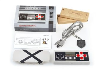 8BitDo NES30 Game Controller (PC, Android)