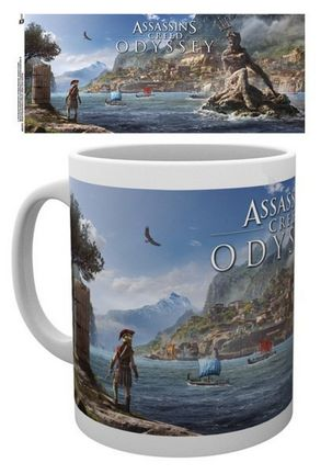 Assassin's Creed Odyssey - Vista Mug, 300ml