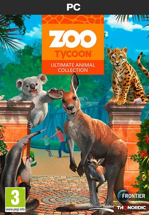 PC Zoo Tycoon Ultimate Animal Collection