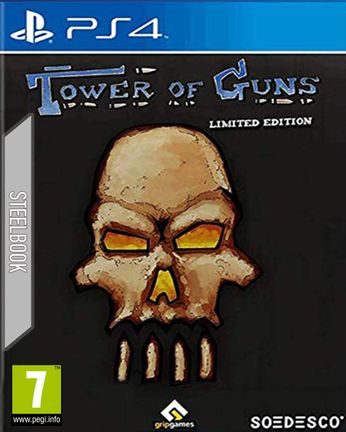 Xbox One Tower of Guns Limited Edition Steelbook