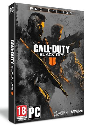 PC Call of Duty: Black Ops 4 Pro Edition - Digital Download