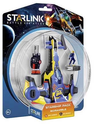 Starlink: Battle for Atlas: Starship Pack - Scramble Exclusive