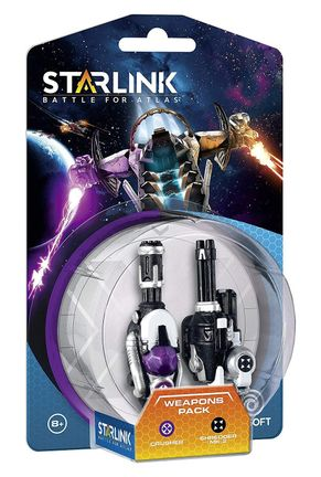 Starlink: Battle for Atlas: Weapons Pack - Crusher and Shredder Mk.2