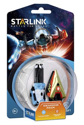 Starlink: Battle for Atlas: Weapons Pack - Hailstorm and Meteor Mk.2
