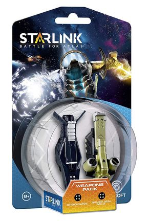 Starlink: Battle for Atlas: Weapons Pack - Shockwave and Gauss Gun Mk.2
