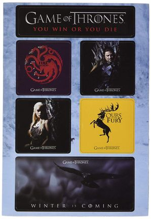 Game of Thrones - Magnet Set