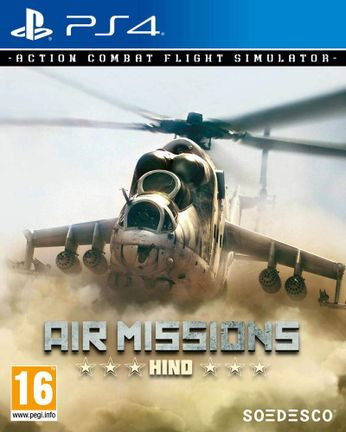 PS4 Air Missions: Hind