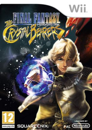 Wii Final Fantasy Crystal Chronicles: The Crystal Bearers