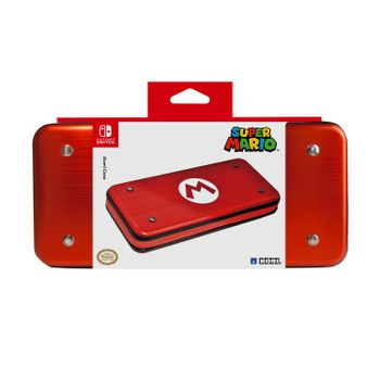 HORI Aluminium Case - Super Mario Edition (Switch)