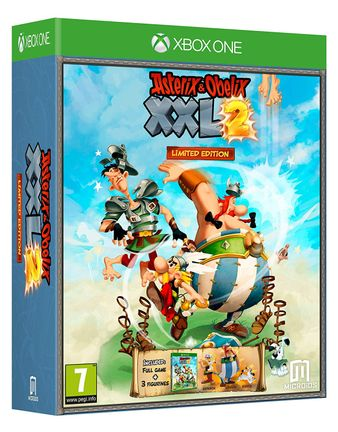 Xbox One Asterix and Obelix XXL 2 Limited Edition