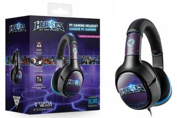 Heroes of the Storm Gaming Headset Wired (PC)