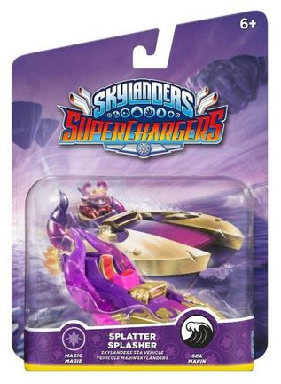 Skylanders: SuperChargers Sea Vehicle - Splatter Splasher