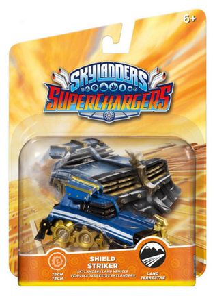 Skylanders: SuperChargers Land Vehicle - Shield Striker