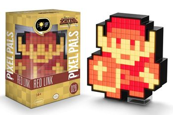 Pixel Pals: The Legend of Zelda - Red Link
