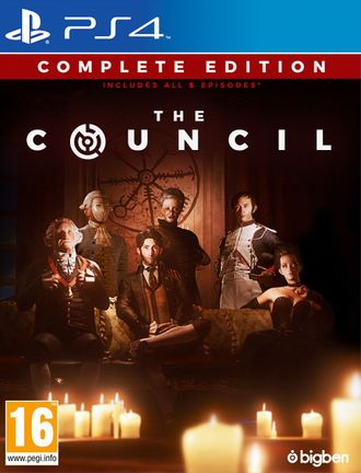 PS4 Council Complete Edition