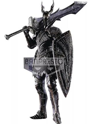 Dark Souls: Sculpt Collection Vol. 3 - Black Knight Collectible Figure