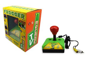 Frogger - Plug and Play TV Arcade System